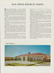 Page 13, 1975 Edition, Marine Corps Recruit Depot - Yearbook (San Diego, CA) online yearbook collection