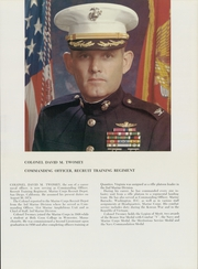Page 9, 1975 Edition, Marine Corps Recruit Depot - Yearbook (San Diego, CA) online yearbook collection