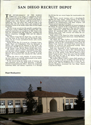 Page 12, 1986 Edition, Marine Corps Recruit Depot - Yearbook (San Diego, CA) online yearbook collection