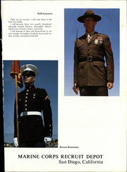 Page 5, 1986 Edition, Marine Corps Recruit Depot - Yearbook (San Diego, CA) online yearbook collection