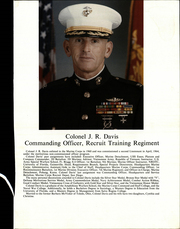 Page 9, 1986 Edition, Marine Corps Recruit Depot - Yearbook (San Diego, CA) online yearbook collection