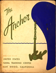 US Naval Training Center - Anchor Yearbook (San Diego, CA) online yearbook collection, 1959 Edition, Page 1