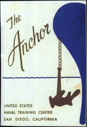 US Naval Training Center - Anchor Yearbook (San Diego, CA) online yearbook collection, 1964 Edition, Page 1