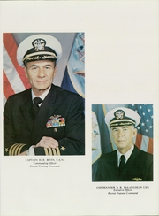 Page 9, 1973 Edition, US Naval Training Center - Anchor Yearbook (San Diego, CA) online yearbook collection