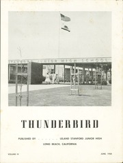 Page 3, 1958 Edition, Stanford Junior High School - Thunderbird Yearbook (Long Beach, CA) online yearbook collection