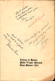 Page 3, 1931 Edition, Virgil Junior High School - Forum Yearbook (Los Angeles, CA) online yearbook collection