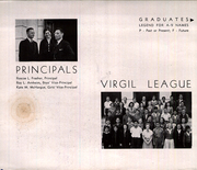 Page 4, 1939 Edition, Virgil Junior High School - Forum Yearbook (Los Angeles, CA) online yearbook collection
