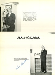 Page 8, 1967 Edition, West Middle School - Olympian Yearbook (Downey, CA) online yearbook collection