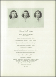 Page 15, 1942 Edition, Westridge High School - Inlook Yearbook (Pasadena, CA) online yearbook collection
