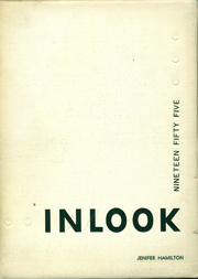 1955 Edition, Westridge High School - Inlook Yearbook (Pasadena, CA)