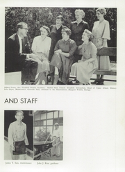 Page 15, 1956 Edition, Westridge High School - Inlook Yearbook (Pasadena, CA) online yearbook collection