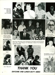 Page 10, 1986 Edition, Woodruff Christian School - Yearbook (Bellflower, CA) online yearbook collection