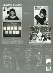 Page 12, 1986 Edition, Woodruff Christian School - Yearbook (Bellflower, CA) online yearbook collection
