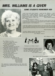 Page 6, 1986 Edition, Woodruff Christian School - Yearbook (Bellflower, CA) online yearbook collection