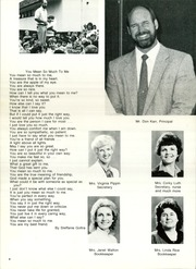 Page 8, 1986 Edition, Woodruff Christian School - Yearbook (Bellflower, CA) online yearbook collection