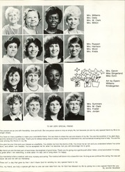 Page 9, 1986 Edition, Woodruff Christian School - Yearbook (Bellflower, CA) online yearbook collection