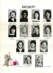 Page 8, 1987 Edition, Woodruff Christian School - Yearbook (Bellflower, CA) online yearbook collection