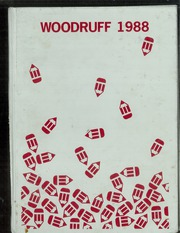 1988 Edition, Woodruff Christian School - Yearbook (Bellflower, CA)