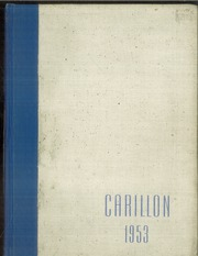 1953 Edition, Bellarmine College Preparatory - Carillon Yearbook (San Jose, CA)