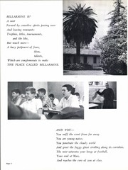 Page 10, 1965 Edition, Bellarmine College Preparatory - Carillon Yearbook (San Jose, CA) online yearbook collection