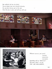 Page 11, 1965 Edition, Bellarmine College Preparatory - Carillon Yearbook (San Jose, CA) online yearbook collection