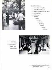 Page 13, 1965 Edition, Bellarmine College Preparatory - Carillon Yearbook (San Jose, CA) online yearbook collection