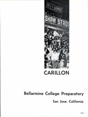 Page 7, 1965 Edition, Bellarmine College Preparatory - Carillon Yearbook (San Jose, CA) online yearbook collection