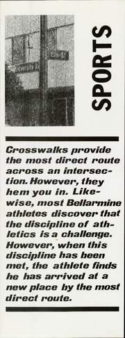 Page 13, 1974 Edition, Bellarmine College Preparatory - Carillon Yearbook (San Jose, CA) online yearbook collection