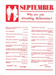 Page 14, 1975 Edition, Bellarmine College Preparatory - Carillon Yearbook (San Jose, CA) online yearbook collection
