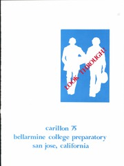 Page 7, 1975 Edition, Bellarmine College Preparatory - Carillon Yearbook (San Jose, CA) online yearbook collection