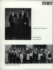 Page 8, 1968 Edition, Toll Middle School - Titan Yearbook (Glendale, CA) online yearbook collection