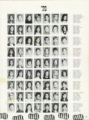 Page 17, 1970 Edition, Toll Middle School - Titan Yearbook (Glendale, CA) online yearbook collection