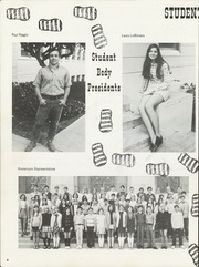Page 8, 1970 Edition, Toll Middle School - Titan Yearbook (Glendale, CA) online yearbook collection