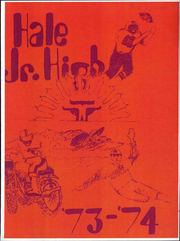 1974 Edition, Hale Junior High School - Hale Yearbook (San Diego, CA)