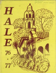 1977 Edition, Hale Junior High School - Hale Yearbook (San Diego, CA)