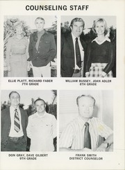Page 7, 1977 Edition, Hale Junior High School - Hale Yearbook (San Diego, CA) online yearbook collection