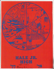 1978 Edition, Hale Junior High School - Hale Yearbook (San Diego, CA)