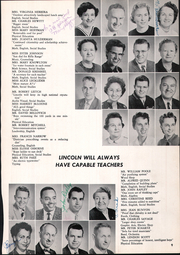 Page 13, 1957 Edition, Lincoln Middle School - Lincoln Log Yearbook (Santa Monica, CA) online yearbook collection