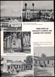 Page 8, 1957 Edition, Lincoln Middle School - Lincoln Log Yearbook (Santa Monica, CA) online yearbook collection