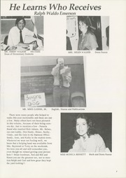 Page 11, 1977 Edition, Ojai Valley School - Retrospect Yearbook (Ojai, CA) online yearbook collection