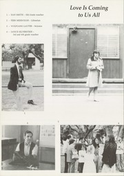 Page 8, 1977 Edition, Ojai Valley School - Retrospect Yearbook (Ojai, CA) online yearbook collection