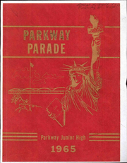 Parkway Middle School - Parkway Patriots Yearbook (La Mesa, CA) online yearbook collection, 1965 Edition, Page 1