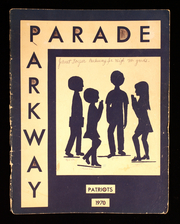 Parkway Middle School - Parkway Patriots Yearbook (La Mesa, CA) online yearbook collection, 1970 Edition, Page 1