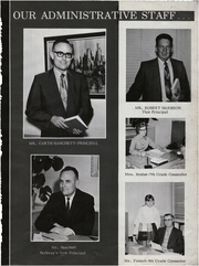 Page 7, 1971 Edition, Parkway Middle School - Parkway Patriots Yearbook (La Mesa, CA) online yearbook collection
