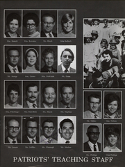 Page 8, 1971 Edition, Parkway Middle School - Parkway Patriots Yearbook (La Mesa, CA) online yearbook collection