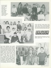 Parkway Middle School - Parkway Patriots Yearbook (La Mesa, CA) online yearbook collection, 1988 Edition, Page 31