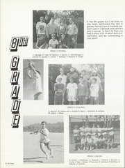 Page 76, 1988 Edition, Parkway Middle School - Parkway Patriots Yearbook (La Mesa, CA) online yearbook collection