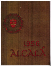 1956 Edition, University of San Diego - Alcala Yearbook (San Diego, CA)