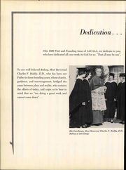 Page 10, 1956 Edition, University of San Diego - Alcala Yearbook (San Diego, CA) online yearbook collection