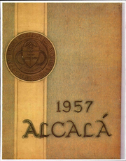 1957 Edition, University of San Diego - Alcala Yearbook (San Diego, CA)